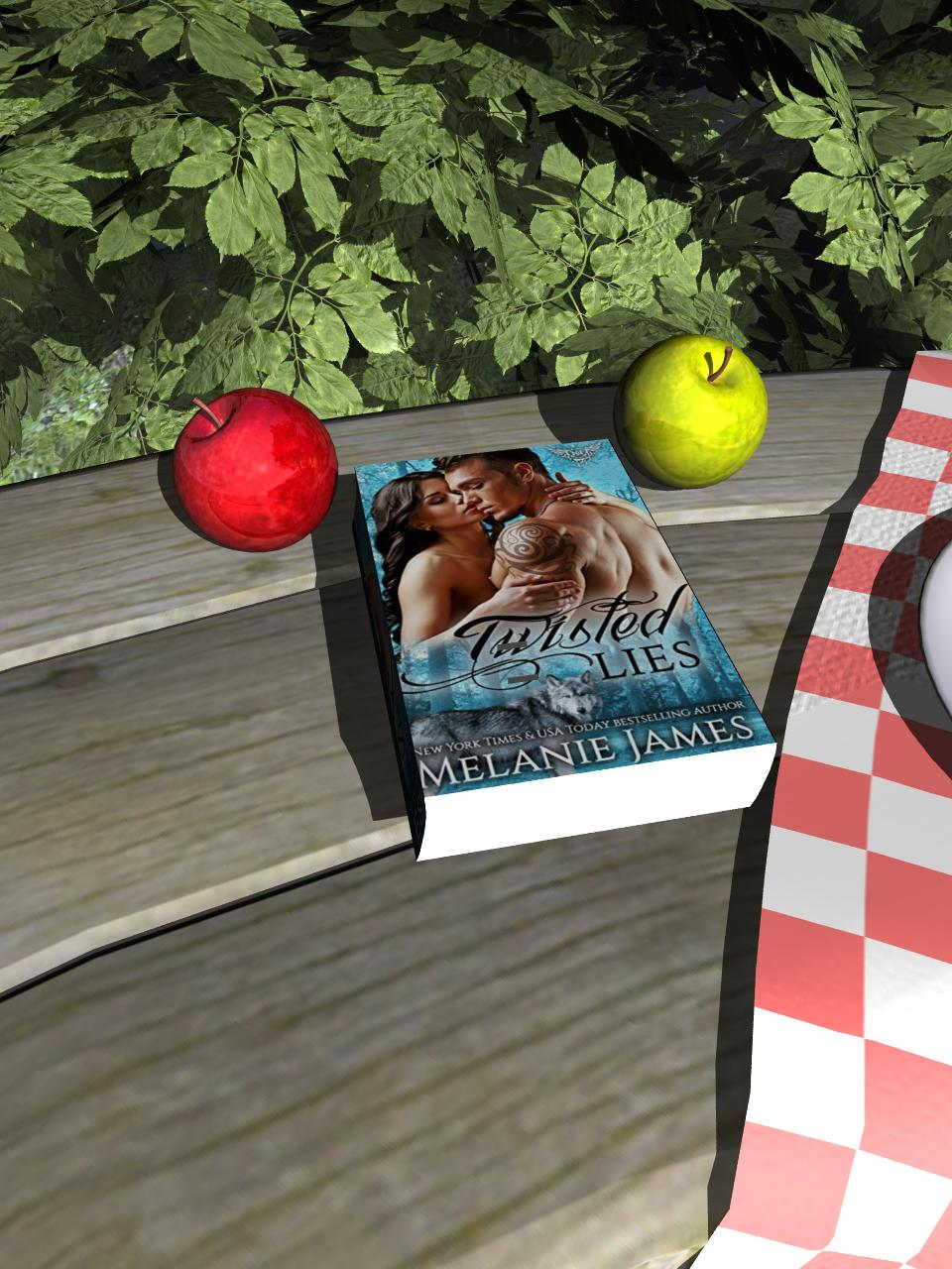 Twisted Lies: Twisted Tail Pack Book6