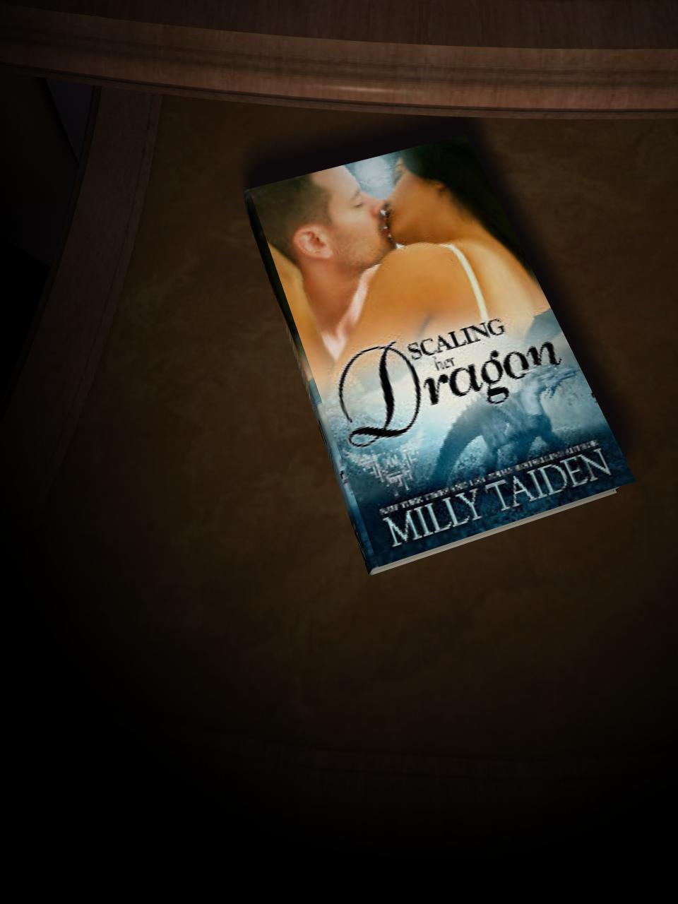 Scaling Her Dragon: Paranormal Dating Agency#8
