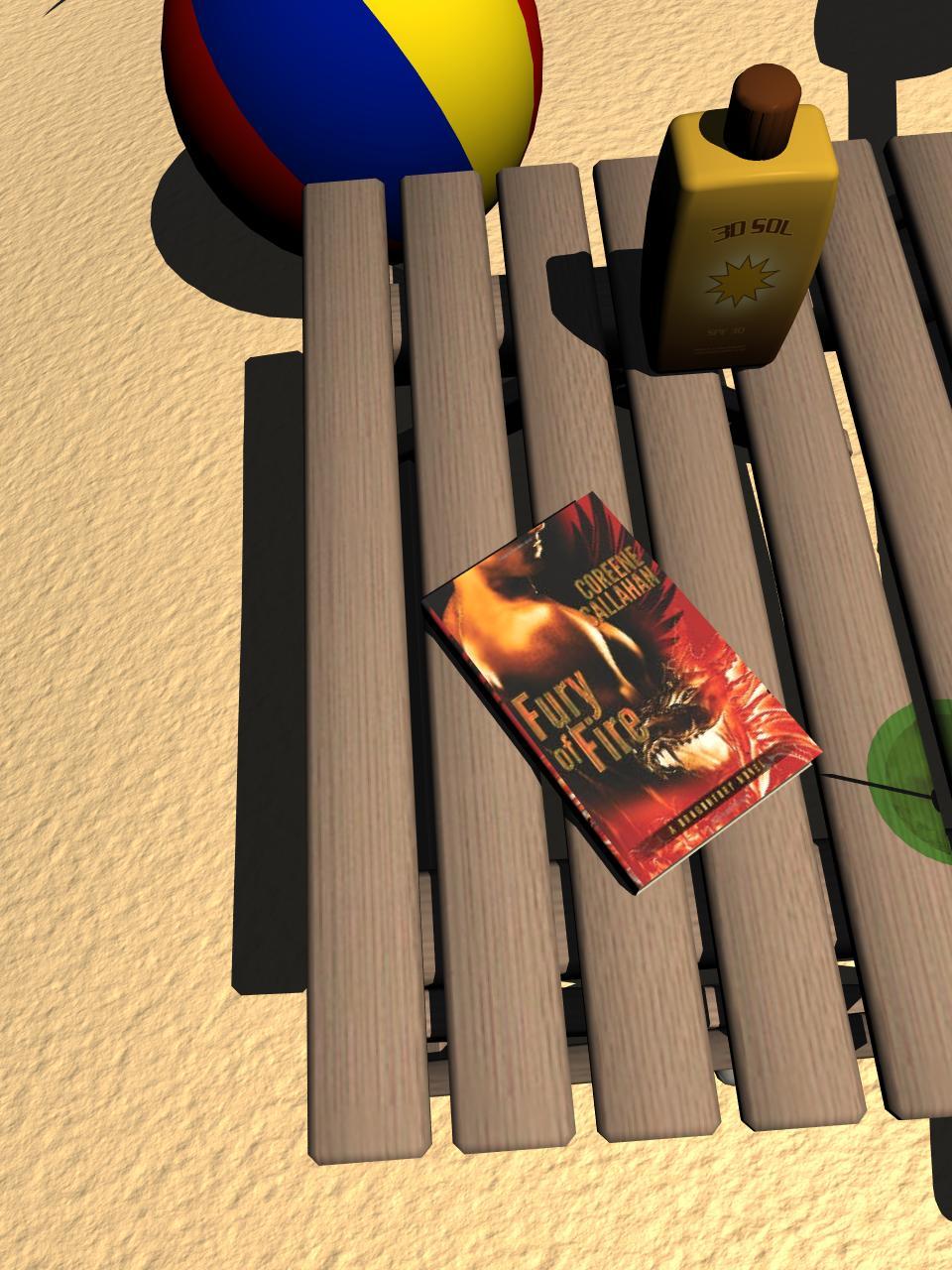 Fury of Fire (Dragonfury Book1)