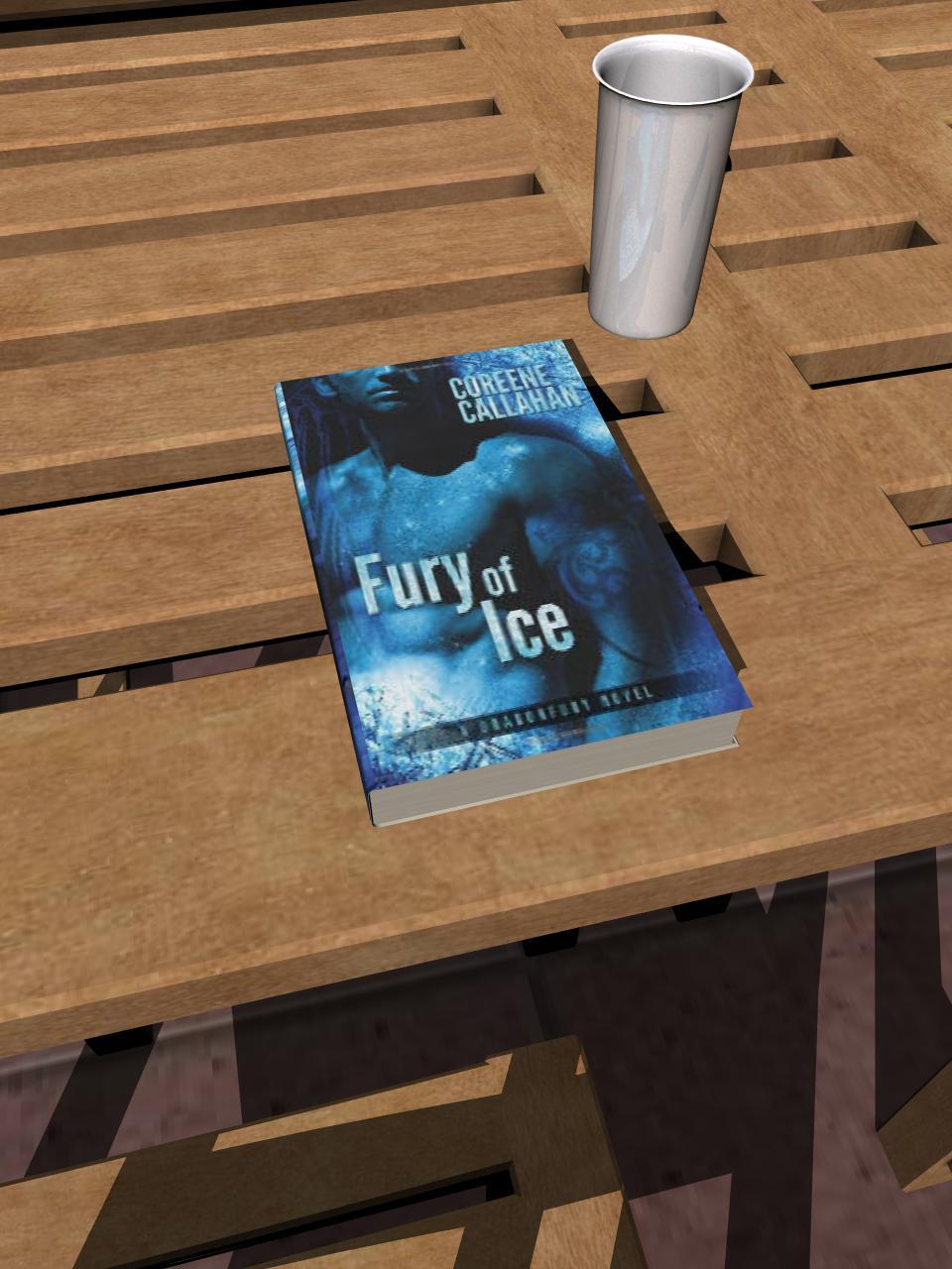 Fury of Ice (Dragonfury Book2)