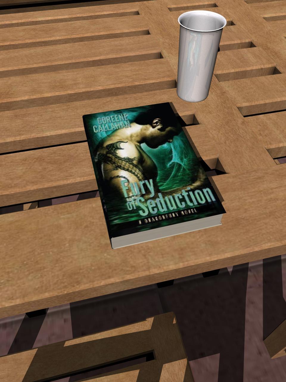 Fury of Seduction (Dragonfury Book3)