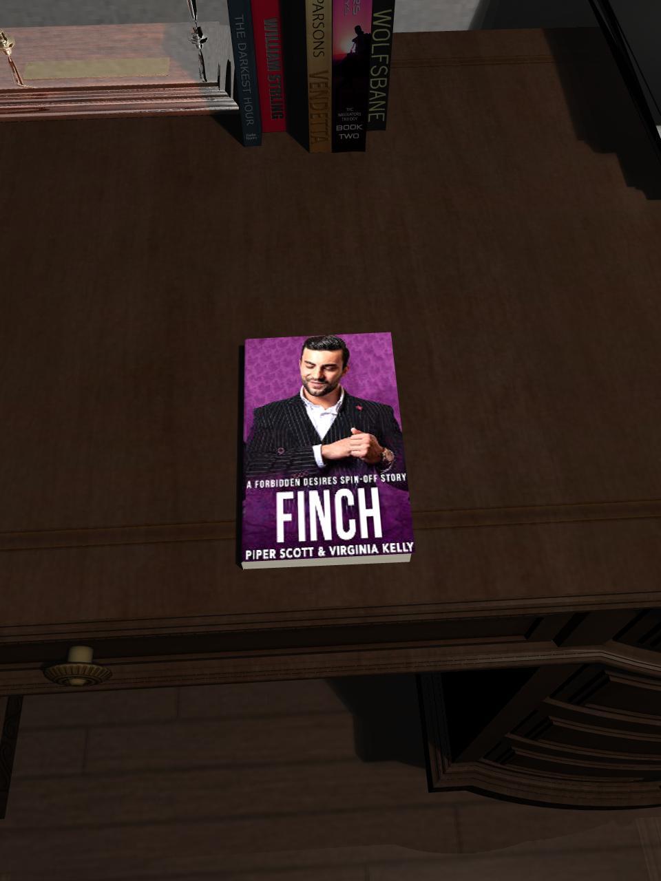 Finch: A Forbidden Desires Spin-OffStory
