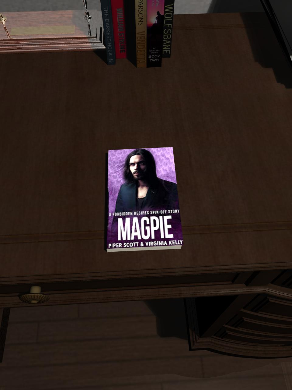 Magpie: A Forbidden Desires Spin-OffStory