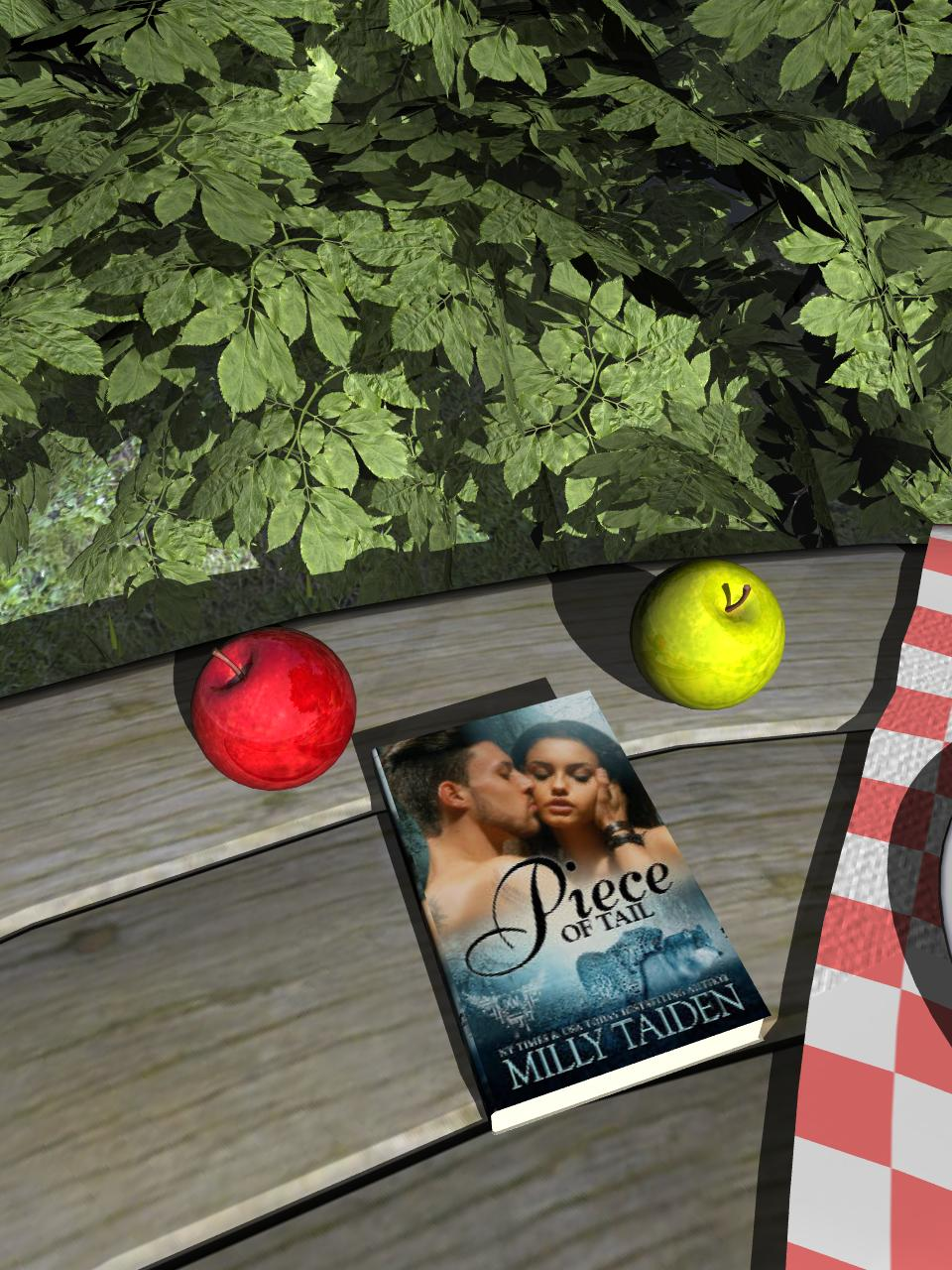 Piece of Tail: Paranormal Dating Agency Book13