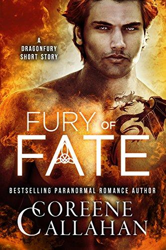 Fury of Fate (Dragonfury Bad Boys Shifter Series Book1)