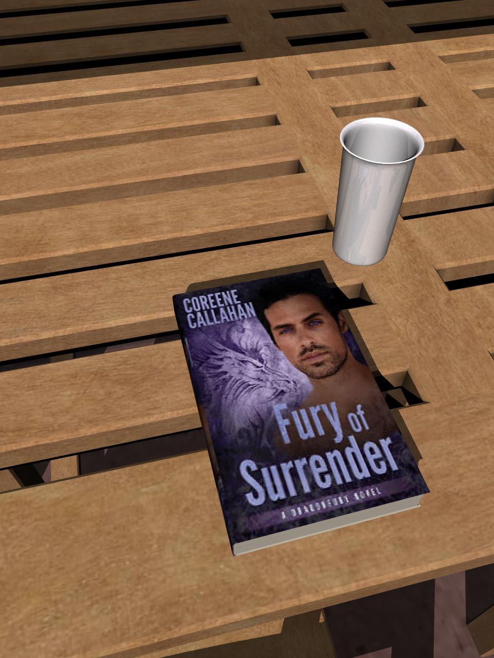 Fury of Surrender (Dragonfury Book6)