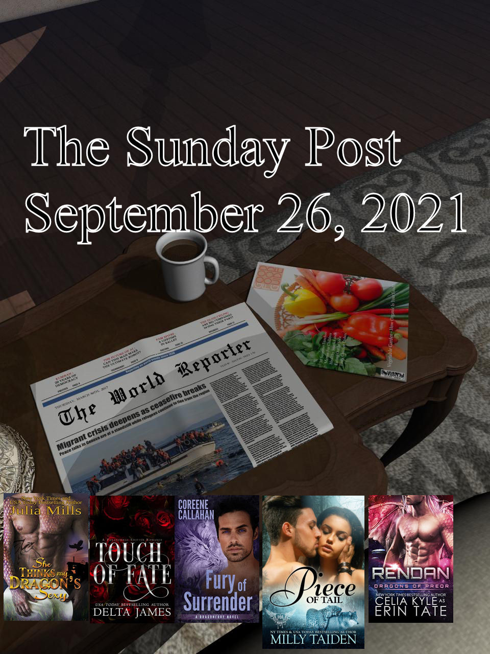 The Sunday Post#21-39