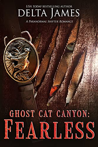 Fearless: Ghost Cat Canyon Book4